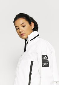 adidas Performance - MYSHELTER PAR - Chaqueta Hard shell - white - 6