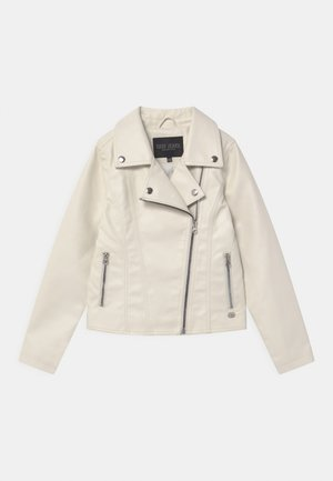 CRYO  - Faux leather jacket - white