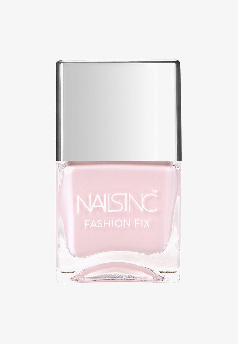 Nails Inc - FASHION FIX - Nail polish - pastel pink-vintage tee