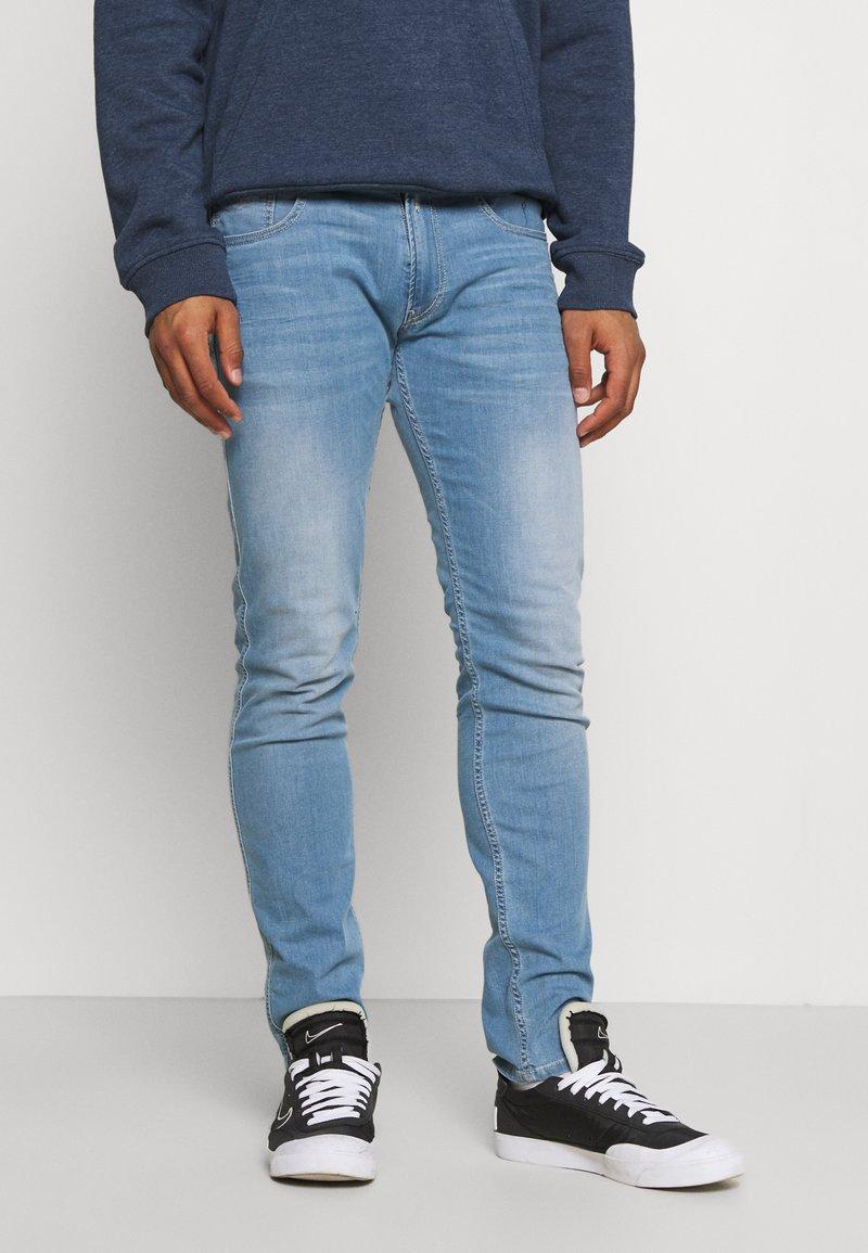 Replay - ANBASS XLITE - Jeans slim fit - light blue