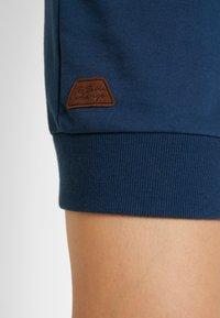 Ragwear - MENITA - Korte jurk - denim blue - 5