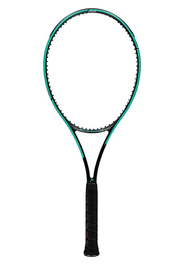 "HEAD TENNISSCHLÄGER ""GRAPHENE 360+ GRAVITY TOUR"" - UNBESAITET -  - Tennis racket - turquoise (405)"