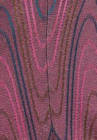 M Missoni - ABITO - Gebreide jurk - purple - 7