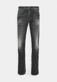Replay - GROVER - Straight leg jeans - dark grey - 4