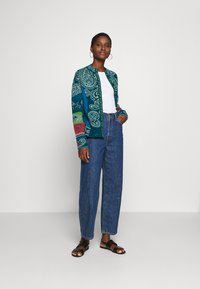 Ivko - JACKET EMBROIDERY - Cardigan - pacific - 1