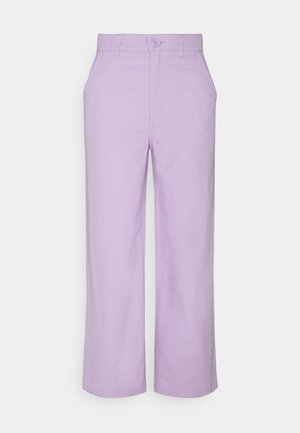 MABEL TROUSERS - Bukse - lilac