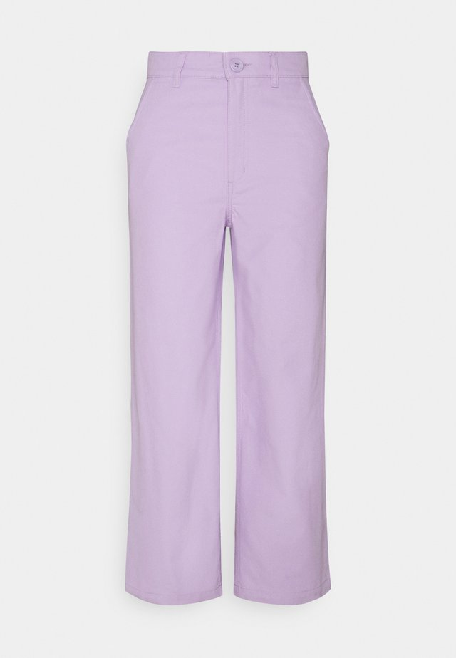 MABEL TROUSERS - Broek - lilac