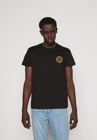 Versace Jeans Couture - MOUSE - Camiseta estampada - black - 0