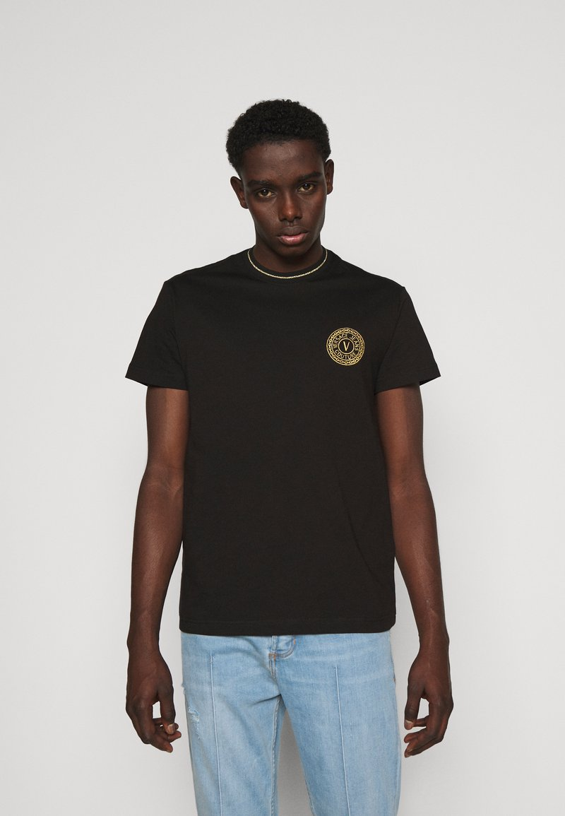 Versace Jeans Couture - MOUSE - Camiseta estampada - black