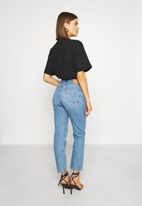 Levi's® - 501® CROP - Jeans slim fit - sansome light - 2
