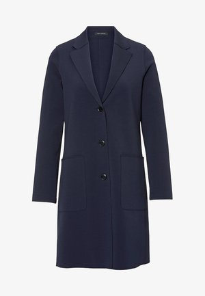 Short coat - blue