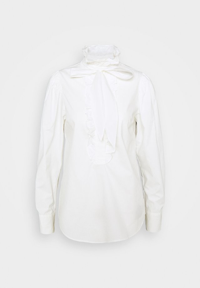 KAR - Blouse - white fog