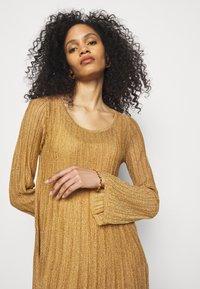 M Missoni - ABITO - Jumper dress - gold - 3