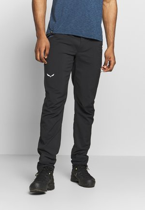 AGNER LIGHT - Pantalons outdoor - black out