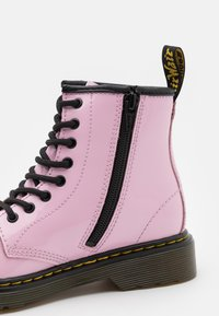 Dr. Martens - 1460 - Lace-up ankle boots - pale pink - 5