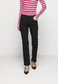 Lauren Ralph Lauren - Straight leg jeans - black - 0