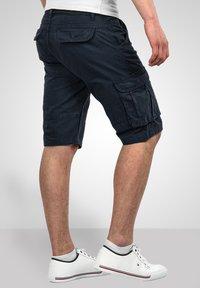 Alessandro Salvarini - Shorts - navy - 1