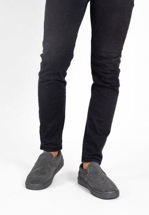 ALDEN - Pantoffels - charcoal grey