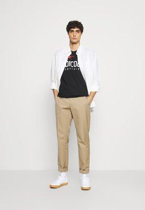 ECKRICH - Print T-shirt - black