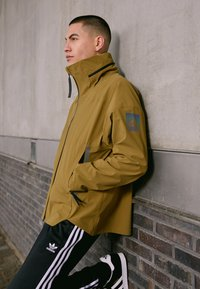 adidas Performance - MYSHELTER RAIN.RDY - Summer jacket - wild moss - 5