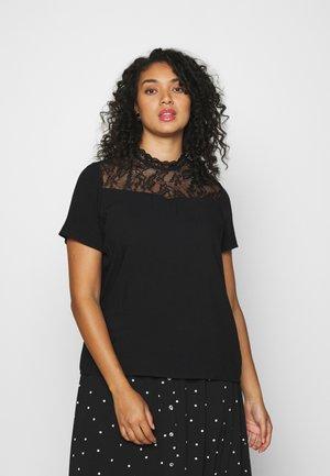 CARFIRST - T-shirts - black