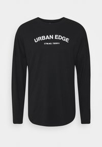 JCOJAPAN TEE CREW NECK - Long sleeved top - black