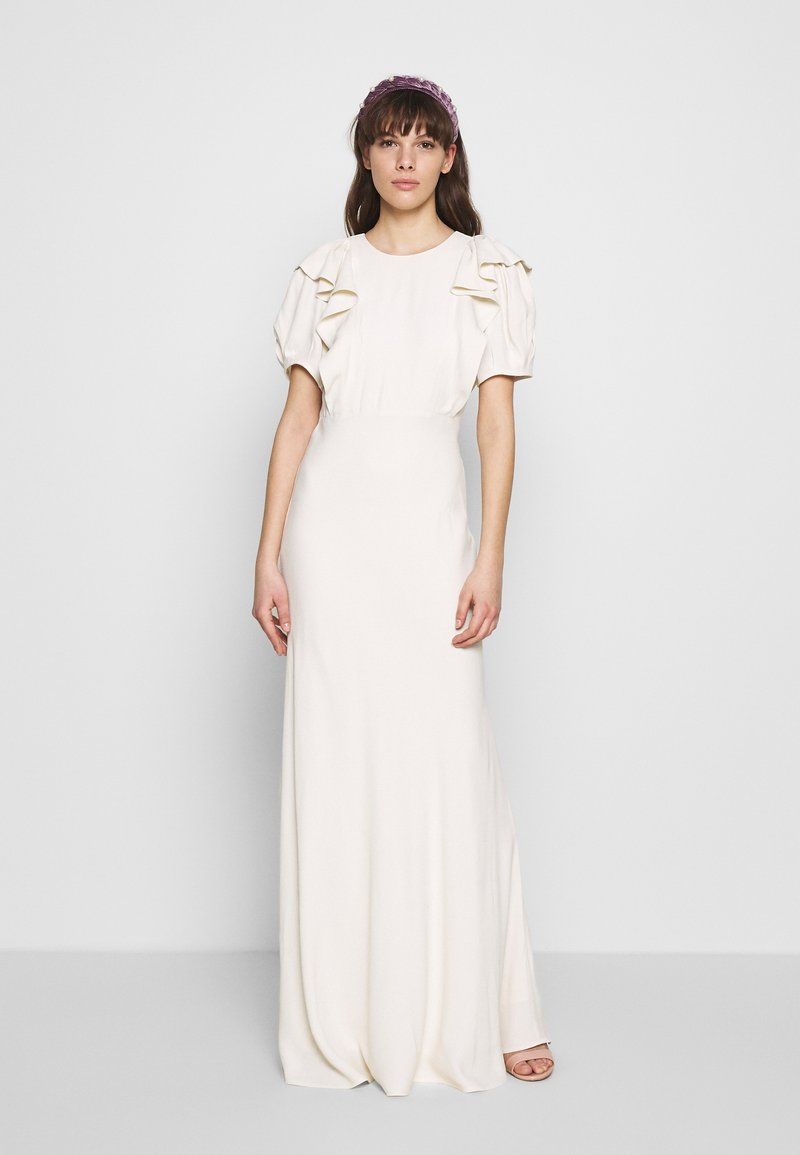 Ghost - DELPHINE DRESS BRIDAL - Occasion wear - ivory