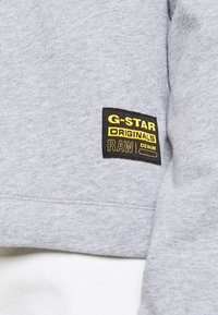 G-Star - VENARUX XZYPH V R SW WMN L\S - Bluza - grey - 4