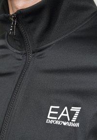 EA7 Emporio Armani - TUTA SPORTIVA - Survêtement - black - 10