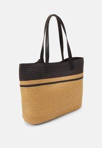 Anna Field - Tote bag - black/beige - 1