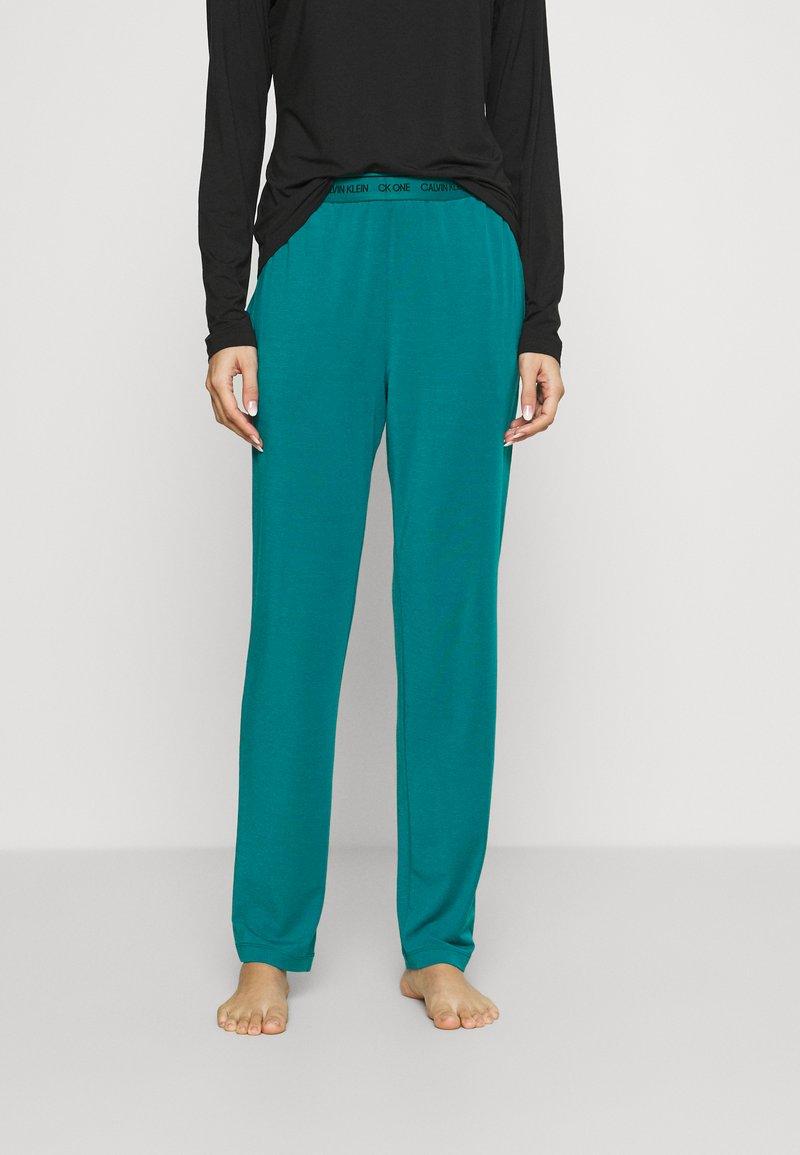 Calvin Klein Underwear - SLEEP PANT - Pyjama bottoms - turtle bay