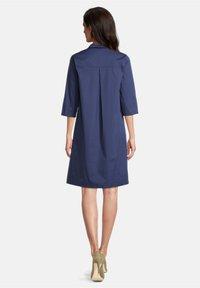 Vera Mont - Shirt dress - sargossa blue - 1