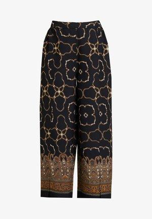 PERNILLA CULOTTE - Trousers - ginger