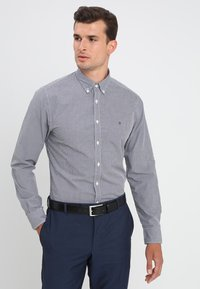 Tommy Hilfiger - CORE CHECK  - Shirt - peacoat/bright white - 0