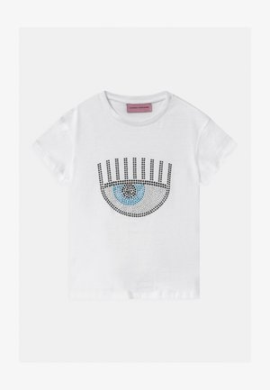 KIDS LOGO - Print T-shirt - white