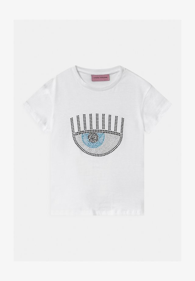 KIDS LOGO - Camiseta estampada - white