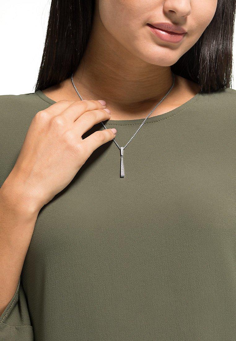 JETTE - Necklace - silver-coloured