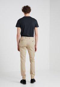 Polo Ralph Lauren - TAILORED PANT - Trousers - classic khaki - 2