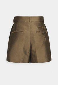 sandro - DANIEL - Shorts - bronze - 1