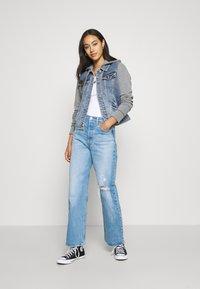 Hollister Co. - Denim jacket - medium wash - 1