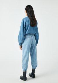 PULL&BEAR - Jeans baggy - blue-grey - 2