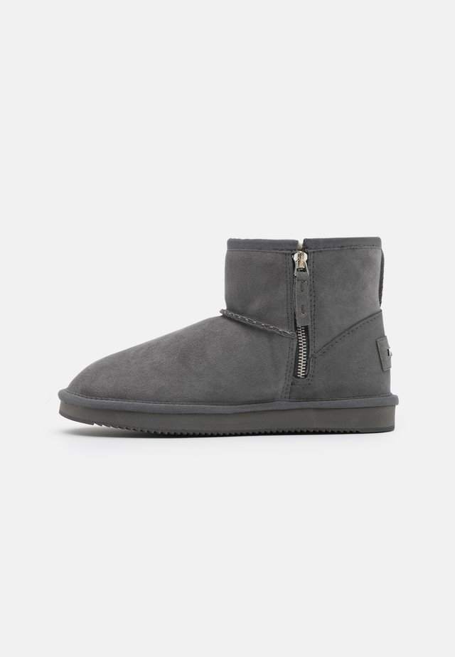 FARISA - Classic ankle boots - grey