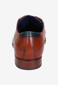 Sioux - JAROMIR - Smart lace-ups - brown - 3