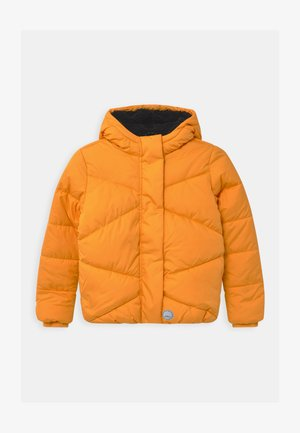 Winter jacket - light oran