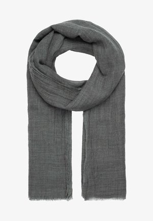 Sjaal - dunkelgrau melange