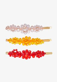 ONLY - Hair styling accessory - gold-coloured/rose-yellow-red - 3