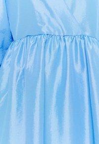 Monki - CELIA DRESS - Vardagsklänning - blue light - 5