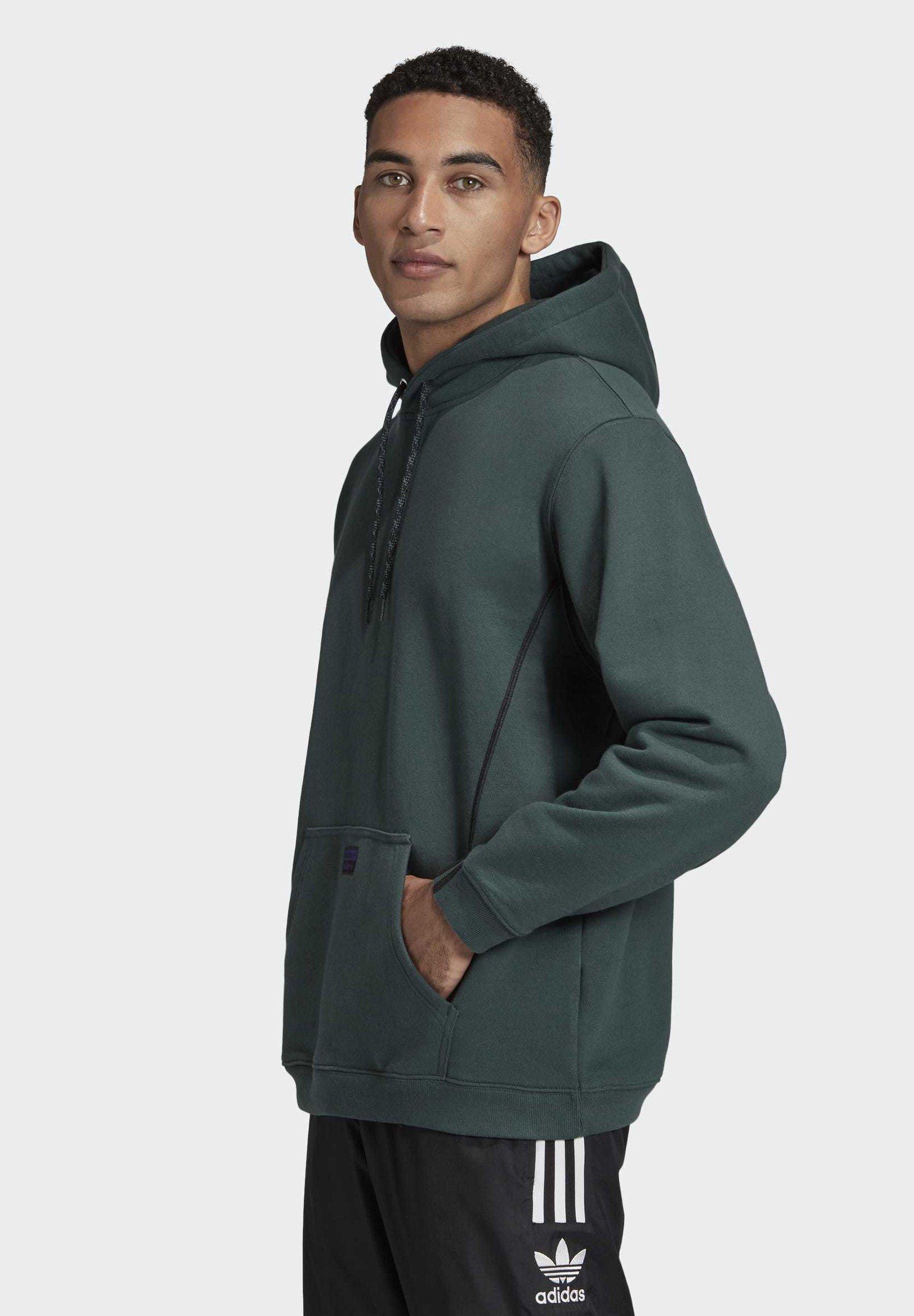 Adidas Originals R.y.v. Hoodie - Green/grønn