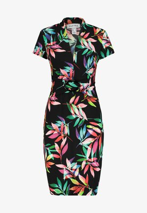 Shift dress - multicolor