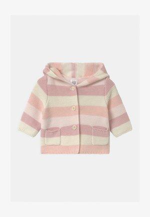 GARTER UNISEX - Cardigan - pink